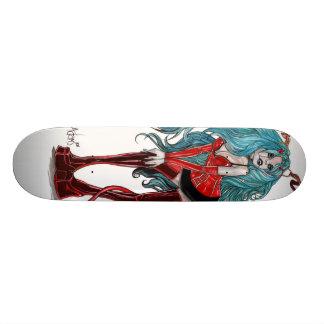 DevilGirl pinup Skate Decks