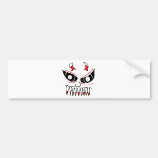 devilish COUSIN Bumper Sticker