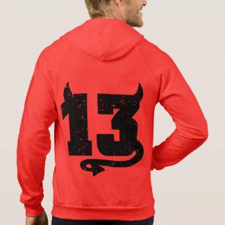 Devils 666 hoodie