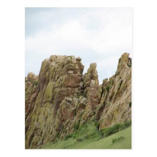 Devils Backbone Colorado Postcard