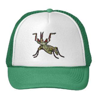 Devil's Flower Mantis Trucker Hat
