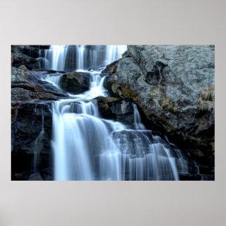 Devil's Hopyard Waterfall Posters