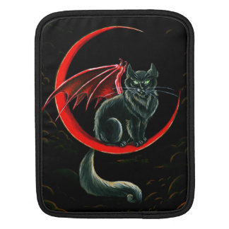 Devils Moon iPad Sleeve
