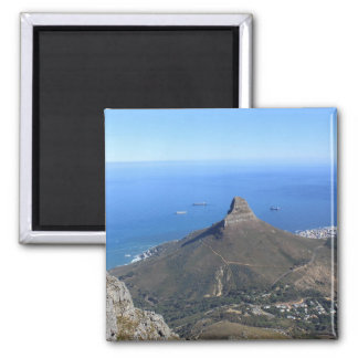 Devil's Peak Mountain, Cape Town Magnet