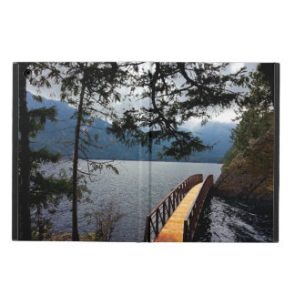 Devils Punch Bowl Olympic National Park iPad Air Cover