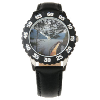 Devils Punch Bowl Olympic National Park Wristwatches
