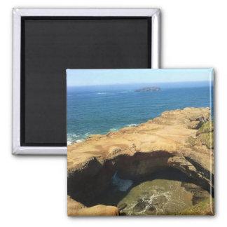 Devil's Punchbowl & Otter Rock Magnet