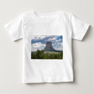 Devil's Tower Baby T-Shirt