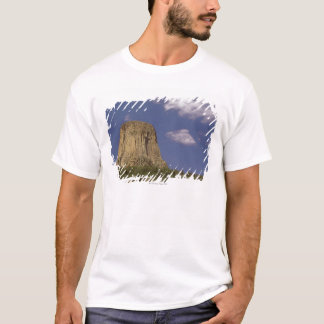 Devils Tower in Wyoming T-Shirt