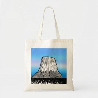 Devil's Tower Tote Bag