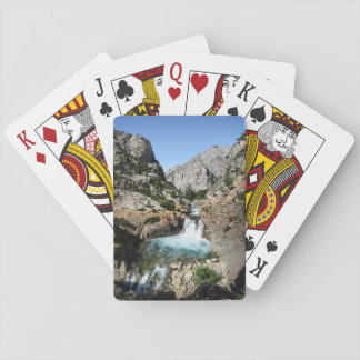 Devils Washbowl - Sierra Playing Cards
