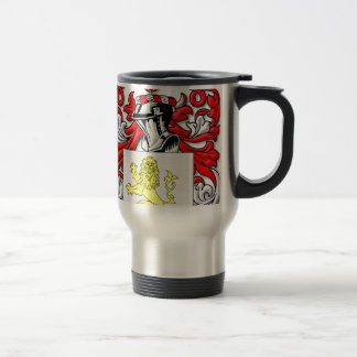 Devine Coat of Arms Travel Mug