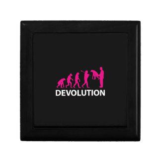 Devolution Evolution Funny Reissue Gift Box