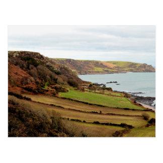 Devon - East Prawle 5 Postcard
