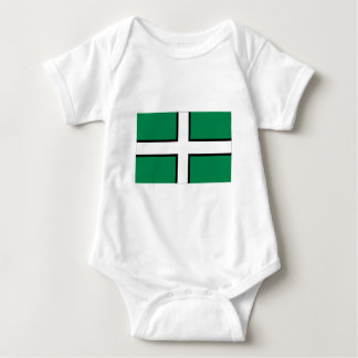 Devon Flag Baby Bodysuit