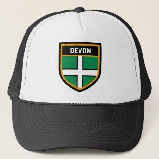 Devon Flag Trucker Hat