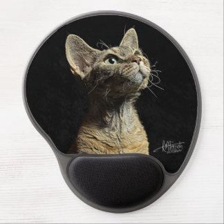Devon Rex Gel Mouse Pad
