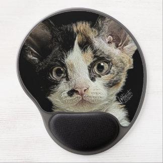 Devon Rex Kitten Gel Mouse Pad