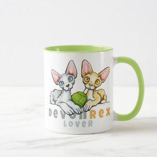 Devon Rex Lover Mug