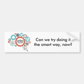 DevOps Collective Snarky Sticker