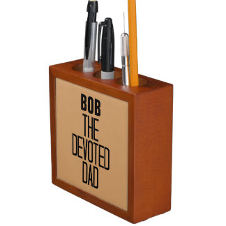 Devoted Dad Desk Organizer