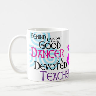 Devoted Teacher Mug