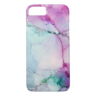 Devotion - Abstract Ink Art by Karen Ruane iPhone 8/7 Case