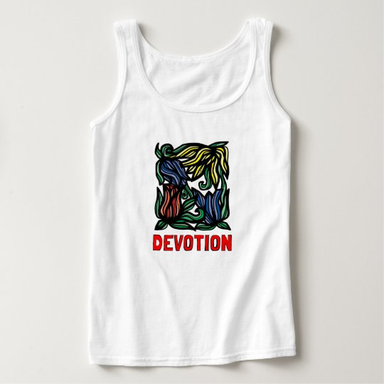 """Devotion"" Women's Tank Top"