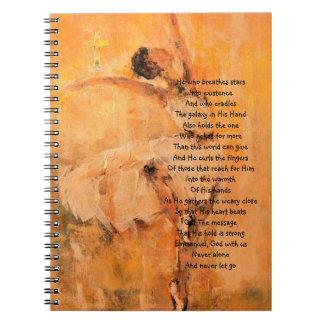 Devotional Prayer Journal with Ballerina