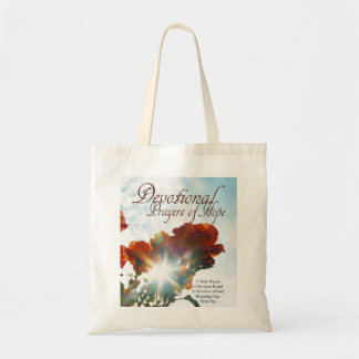 Devotional Prayers of Hope Book Tote