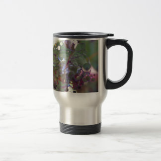 Dew Circles Travel Mug