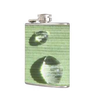 Dew Drops Hip Flask