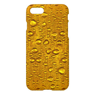 Dew drops iPhone 7 Plus Glossy Finish Case