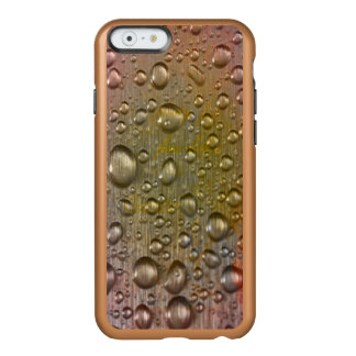 Dew drops iPhone Feather® Shine, Rose Gold Incipio Feather® Shine iPhone 6 Case
