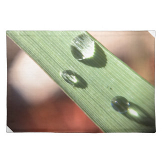 Dew Drops Placemat