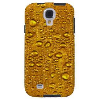 Dew drops Samsung Galaxy S4, Tough