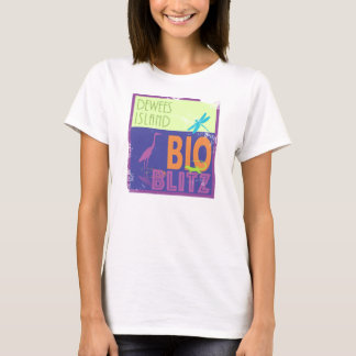 Dewees Island Bio Blitz T-Shirt for Women