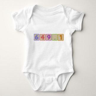 Dewey Baby Baby Bodysuit