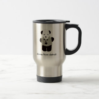 dewey from detroit flatsimile mug - Customized