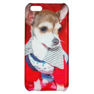 Dewi Chihuahua iPhone 5 Case