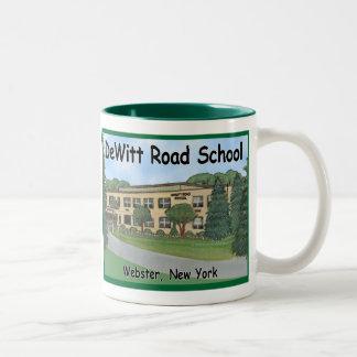 DeWitt Road Elementary School Mug