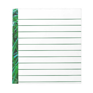 Dewy Grass Notepad