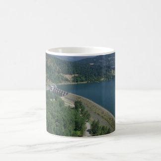 Dexter Lake and Dam Coffee Mug