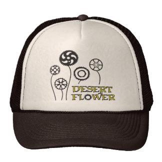 Dezert Flower Hat