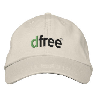 dfree Embroidered Hat