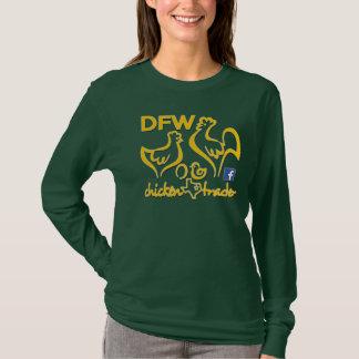 DFW Chicken Trader/Gold Graphics T-Shirt