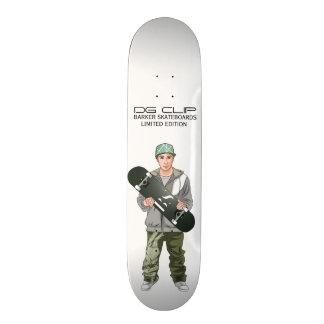 DG Clip Limited Edition Barker Skateboards