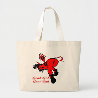 Dg Good Gone Bad Jumbo Tote Bag