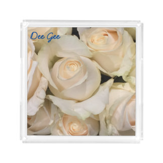 DG sorority trinket tray Dee Gee