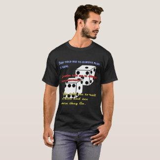 DGU Dice Black T-Shirt
